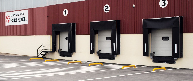 System Dock - Equipos logíticos de carga