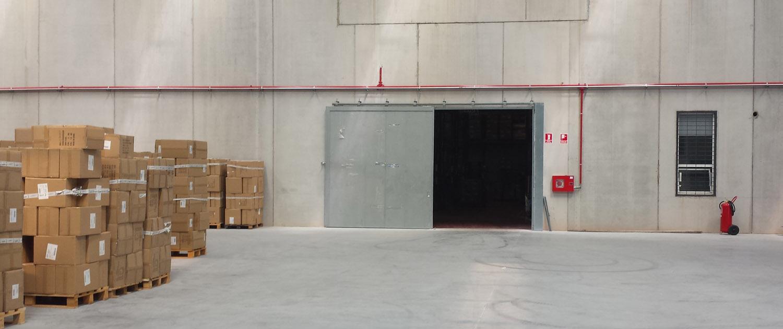 puerta seccional industrial 3