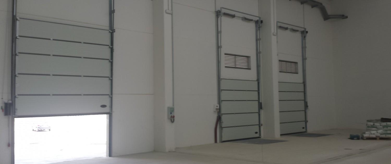 puertas seccionales valencia